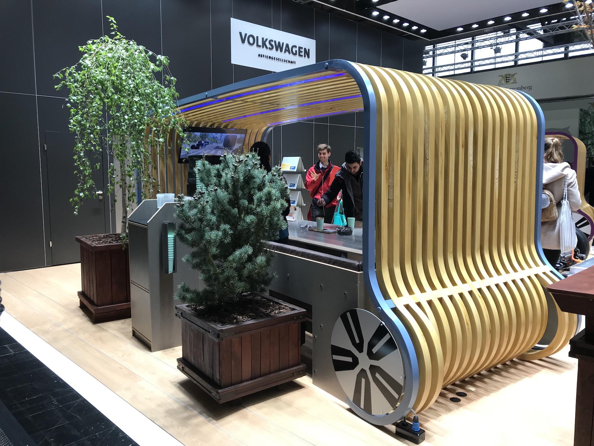 Tischlerei Abraham Volkswagen